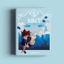 Studio Ghibli Book covers. Un proyecto de Ilustración, Diseño editorial e Ilustración infantil de Stephany Mesa - 15.07.2020