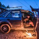 Paraíso Jaschek, la cotidianidad de una Familia en la Ribera de Bernal durante 5 años. . A Documentar, and Photograph project by César Gurrieri - 07.15.2020