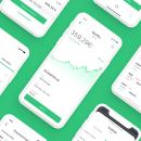 App de inversión. Um projeto de UI / UX e Design de apps  de Samuel Hermoso - 15.01.2019