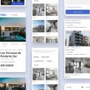 Metrovacesa web. Um projeto de UI / UX e Web design de Samuel Hermoso - 15.02.2019