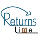 Returns Line (Logo alternativo). A Icon design, and Logo Design project by Kevin Zepeda - 07.16.2020
