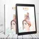 Ilustración de cubiertas y maquetación del libro: Raíces. Um projeto de Ilustração, Design gráfico, Desenho, Ilustração digital e Desenho digital de Vanessa Estefa - 16.05.2020