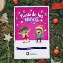 Invitación animada Fiesta de los Niños. Un proyecto de Diseño de personajes, Animación de personajes, Animación 2D y Diseño de carteles de Joan Vargas - 18.07.2020