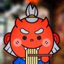 Shifu Ramen. A Illustration, and Character Design project by Estudio Kudasai - 07.19.2020