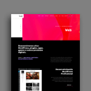 Haste. Um projeto de Web design e Desenvolvimento Web de Anyssa Ferreira - 20.11.2019