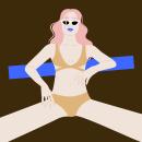 Tenuit. Um projeto de Ilustração digital de Daniela Gutiérrez - 22.09.2018