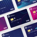 Prepaid card - Banco Guayaquil. Un proyecto de Diseño y Diseño gráfico de Joan Vargas - 23.07.2020