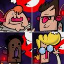 Ghostbusters. Un proyecto de Ilustración, Diseño de personajes, Dibujo, Ilustración digital, Ilustración infantil y Dibujo digital de J.FRAMES BOND - 23.07.2020