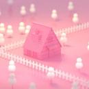Bubble Hum House. Um projeto de 3D, Modelagem 3D e 3D Design de Hugo Puente - 25.07.2020