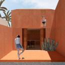 Meu projeto do curso: Representação gráfica de projetos arquitetônicos. A Architecture, Interior Architecture, Collage, Digital architecture, and Architectural illustration project by Carolina Poma Rossi - 07.26.2020