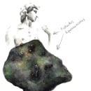 Amor (y otras cosas que se le parecen). Un proyecto de Ilustración, Dibujo a lápiz, Dibujo, Pintura a la acuarela y Dibujo artístico de Celia Leo - 26.07.2020