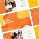 Media Deck for Fundación Probitas. Um projeto de Design e Design gráfico de Katya Kovalenko - 26.12.2018