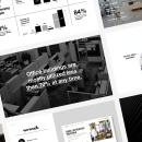 Pitch Deck for a Startup. Um projeto de Design e Design gráfico de Katya Kovalenko - 26.09.2018