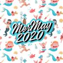 MerMay 2020. Un proyecto de Ilustración, Pattern Design e Ilustración textil de Joan Vargas - 27.07.2020