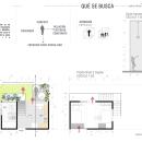 Pequeño diseño: duplex para estudiante universitario . Um projeto de Arquitetura de Liseth Alcaraz Arboleda - 28.07.2020