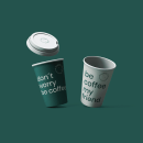 Bliss coffee | Brand + Packaging. A Br, ing, Identit, and Packaging project by Mang Sánchez - 07.28.2020
