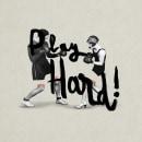 Collages 02/ Play Hard. Un proyecto de Diseño, Dirección de arte, Collage y Diseño digital de Trini García - 29.07.2020