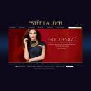 Estée Lauder. Um projeto de Design gráfico e Web design de Nacho Hernández Roncal - 30.07.2020