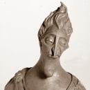 HADES - Oil clay - 2019. Un proyecto de Escultura de Bidi Bujnowski - 30.07.2020