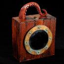 Kraken Handbag - 2020. Un proyecto de 3D, Diseño de complementos, Escultura, Diseño de moda y Diseño 3D de Bidi Bujnowski - 30.07.2020