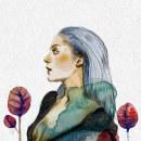 Mi Proyecto del curso: Retrato ilustrado con Procreate. Un projet de Illustration de portrait de Rayen Ponce - 02.08.2020