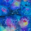 Constelaciones Zodiacales. Un projet de Illustration , et Aquarelle de Daniela Oñate - 03.08.2020