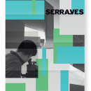 Flyer designed for Serrlaves Museum in Portugal. A Advertising, and Graphic Design project by Ekaterina Selezneva - 10.04.2018