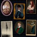 Investigadores paranormales. Un proyecto de Ilustración, Diseño de personajes y Concept Art de Paula Jiménez Bueno - 10.07.2020