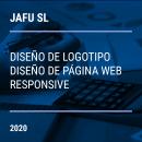 JAFU SL. Um projeto de Design gráfico, Arquitetura da informação, Web design, Diseño de iconos, Design de logotipo, Mobile design e Design digital de Alejandro Cervantes - 20.03.2020