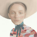 Mi Proyecto del curso: Retratos digitales de fantasía con Photoshop. Um projeto de Ilustração digital, Ilustração de retrato, Desenho de Retrato, Design digital e Desenho digital de Pia Ochoa - 06.08.2020
