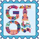 Guanajuato ilustrado 01. Un proyecto de Ilustración, Dirección de arte, Ilustración vectorial y Creatividad de Erik Gonzalez - 12.08.2020