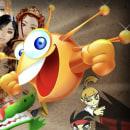 Portafolio . Um projeto de 3D, Direção de arte, Br, ing e Identidade, Packaging, Animação de personagens, Animação 2D, Animação 3D, Criatividade, Ilustração digital, Videogames, Concept Art, Desenvolvimento de videogames e Comunicación de Jorge Puntriano - 12.08.2020