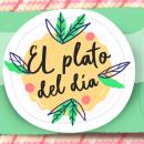 El plato del día. A Design, Illustration, Motion Graphics, Animation und 2-D-Animation project by Kitxune - 13.08.2019
