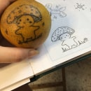 Mi Proyecto del curso: Tatuaje para principiantes. Un proyecto de Dibujo a lápiz, Dibujo y Diseño de tatuajes de Frida Jimenez - 14.08.2020
