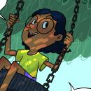 Childhood Week 2020. Um projeto de Ilustração, Comic e Animação 2D de María Corredera - 21.06.2020