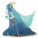 Ilustración. A Character Design project by Aida Valero - 08.15.2020