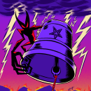 Hells Bells. Un proyecto de Ilustración de Luis Armand Villalba - 17.08.2020