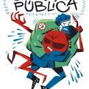 Sanidad Pública. Un proyecto de Ilustración de Luis Armand Villalba - 17.08.2020