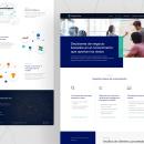Prenomics Website. Um projeto de Design, UI / UX, Web design e Design digital de Matias Fosco Tornielli - 18.08.2020