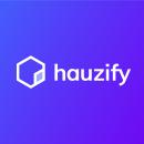 Hauzify Branding. Um projeto de Design, Br, ing e Identidade e Ilustração vetorial de Matias Fosco Tornielli - 18.08.2020