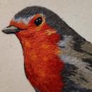 Mi Proyecto del curso: Pintar con hilo: técnicas de ilustración textil. Un projet de Design  , et Broderie de Catherine Ortega - 20.08.2020
