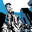 Kustos. Um projeto de Comic de Alberto Chimal - 20.02.2014