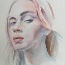 My project in Artistic Portrait with Watercolors course. Un proyecto de Pintura a la acuarela de Pascal Collins - 23.08.2020