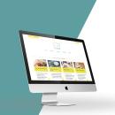 Caramel. Um projeto de UI / UX, Design gráfico e Web design de Berni Bernal - 21.01.2021
