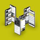 Blog. Um projeto de UI / UX, Web design e Desenvolvimento Web de Berni Bernal - 13.04.2021