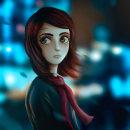 Mi Proyecto del curso: Retratos digitales de fantasía con Photoshop. Un proyecto de Dibujo digital de David Sotelo - 25.08.2020