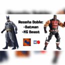 Review #4: Doble BATMAN y KG BEAST DC Multiverse - Mattel en ESPAÑOL. Um projeto de Edição de vídeo de Fabrizzio Cardenas - 28.08.2020