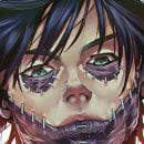 Dabi! Boku No Hero Academia . Un proyecto de Ilustración, Cómic, Ilustración digital y Dibujo digital de Cstevenart - 29.08.2020