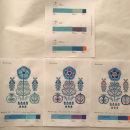 Mi Proyecto del curso: Teoría del color para proyectos textiles. Um projeto de Bordado de Olga Estrada - 30.08.2020