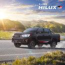 Matte painting-Toyota Hilux GR-S. Um projeto de Design, Ilustração, Pós-produção, Retoque fotográfico e Composição Fotográfica de David Vega Palacios - 02.09.2020